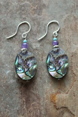 Nature - Handcrafted Earrings Inspire by Nature