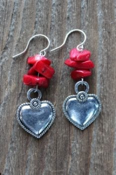 trisha waldron, earrings, handcrafted, artisans,